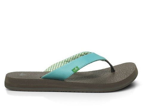 Yoga Mat Sandals - Let's Beach