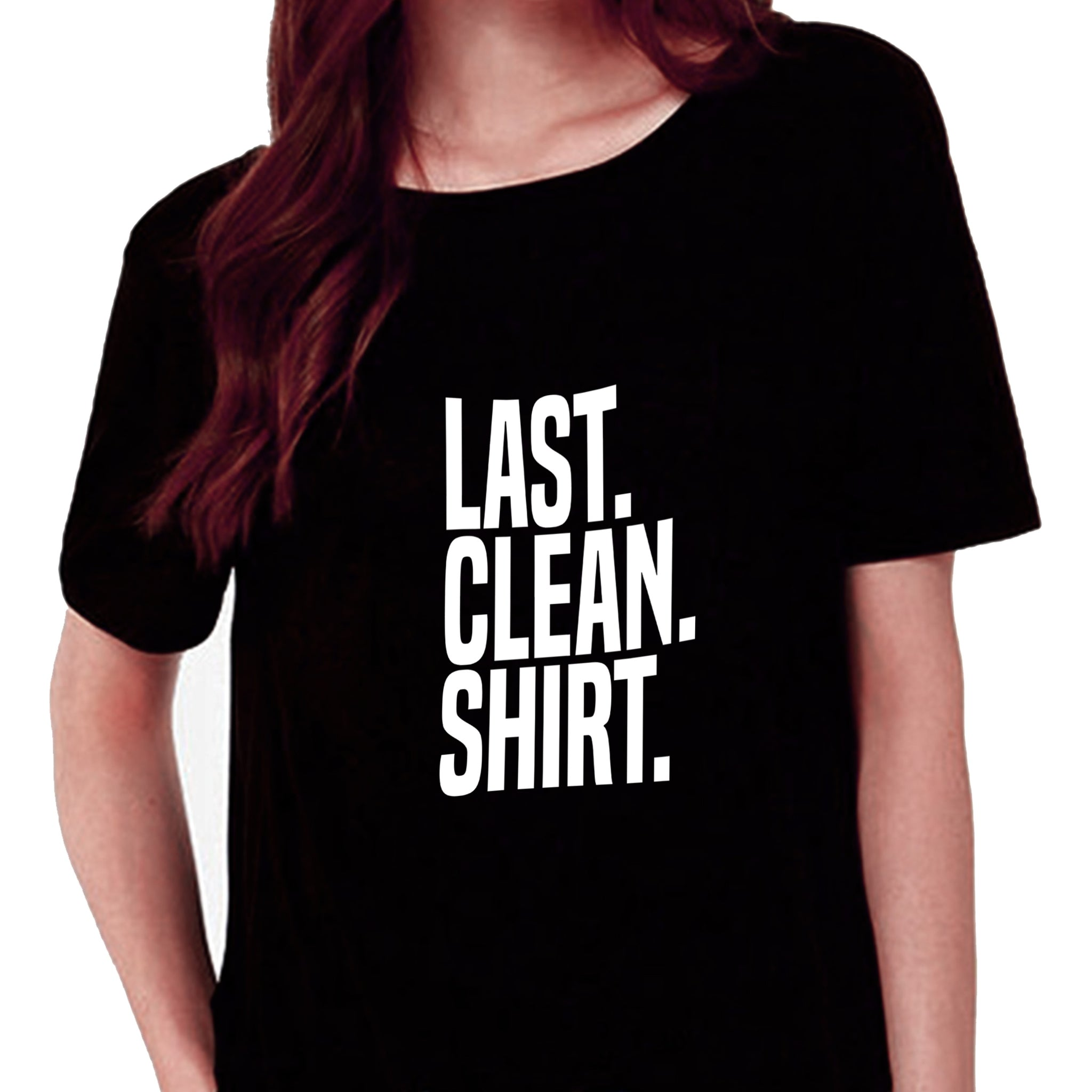 Last Clean Shirt T-shirt for Women - Let's Beach