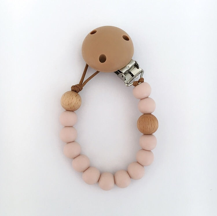 MINI DUMMY CLIP- BLUSH