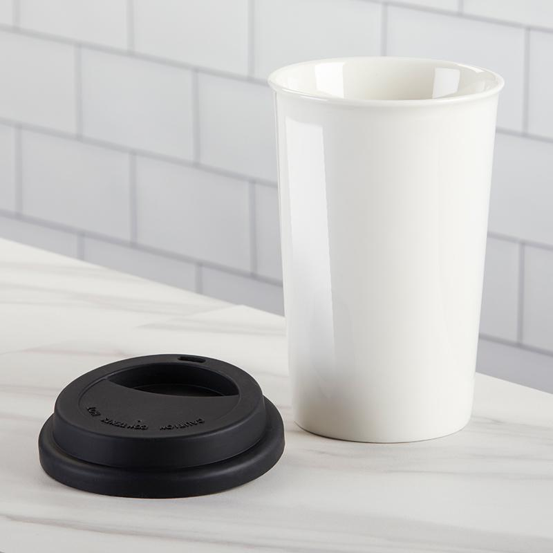 15 oz. Ceramic Travel Mug - DIY 15 oz. Ceramic Travel Mug - DIY