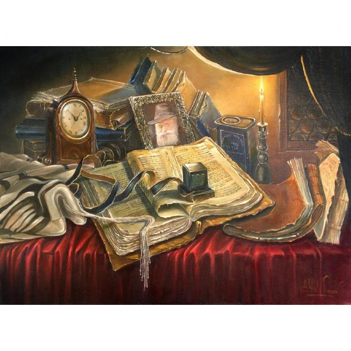 "After Prayer Tefillin Limited Edition 20"" x 27"""