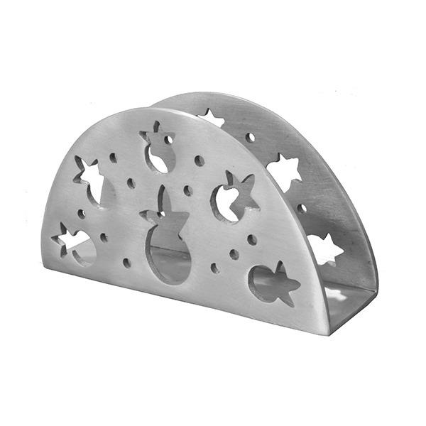 Aluminium Napkin Holder - Pomegranates