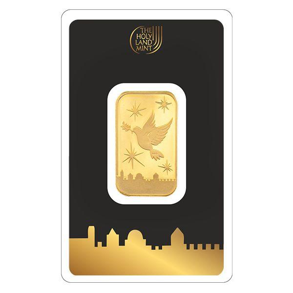 Bar Mitzvah Gold Bar Gift Idea
