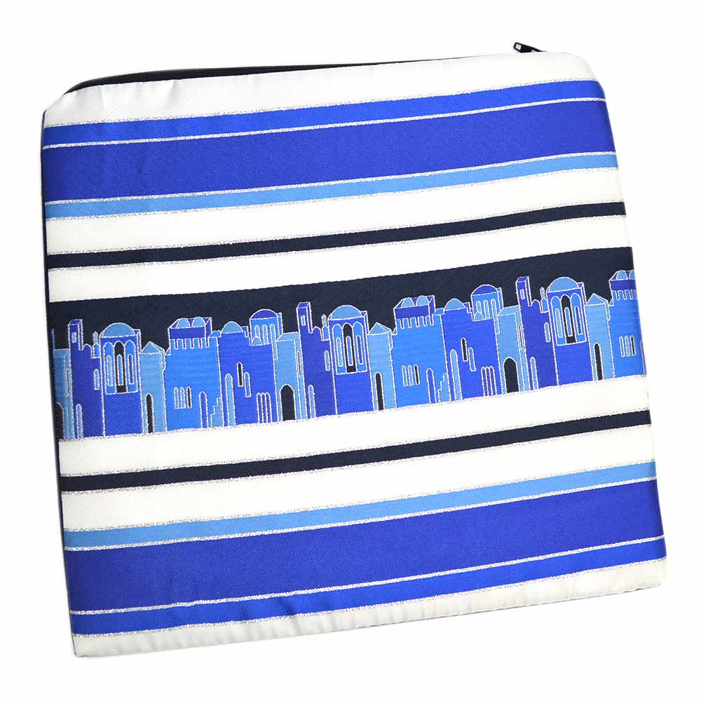 Blue Jerusalem Talis Bag Blue Jerusalem Talis Bag