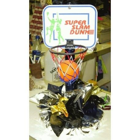 Centerpiece - Sport Hoop & Ball
