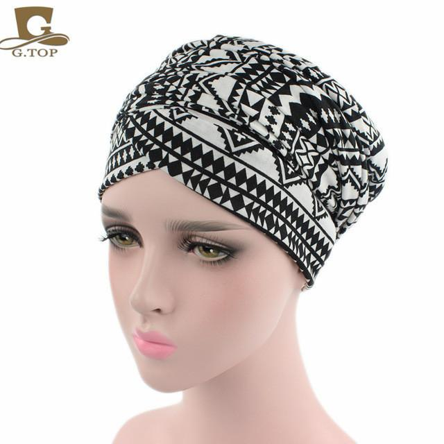 Designer Headscarf Jewish Snood, Head Cover, & Hair Wraps - 6 African Bohemian Styles Headwear