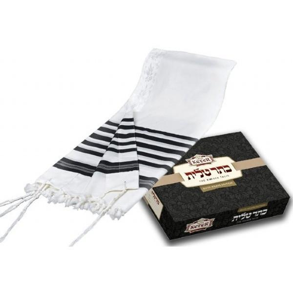 Elite Weave Edition Tallit - Pe'Er
