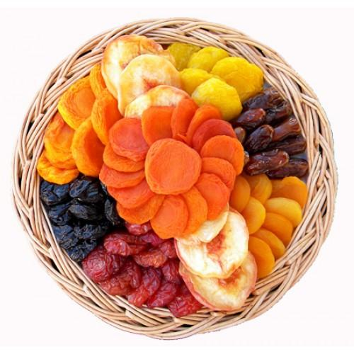 Gift Basket Dried Fruits & Nuts Gift Basket