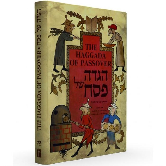Haggadah In English For Kids Seder & Adults