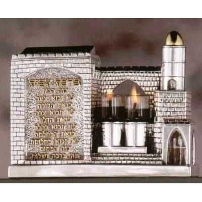 Home Blessing Candle Holders