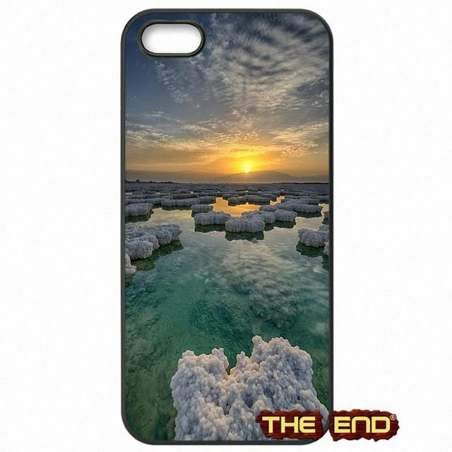 Israel Phone Case Cover -Lowest Place On Earth The Dead Sea Iphone / Galaxy technology