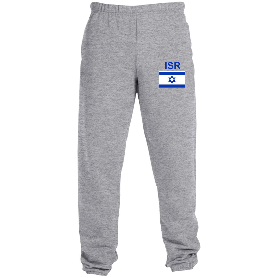 Israeli Designer Sweatpants with Pockets Pants Oxford Grey S