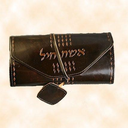 Jewelery Purse In Genuine Leather