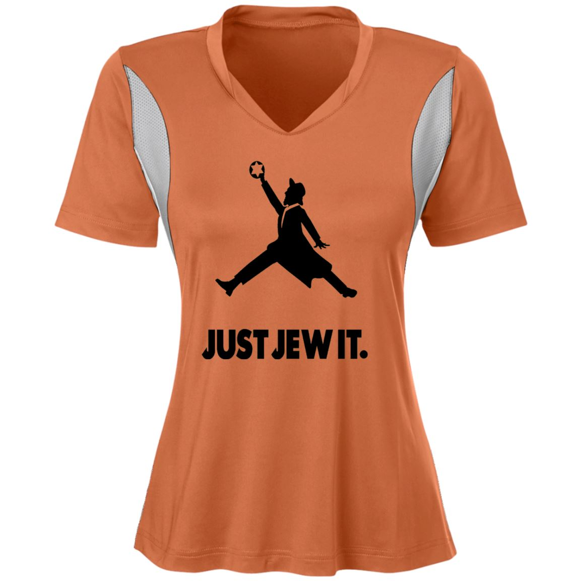Jewish Ladies' All Sport Jersey Jerseys White X-Small