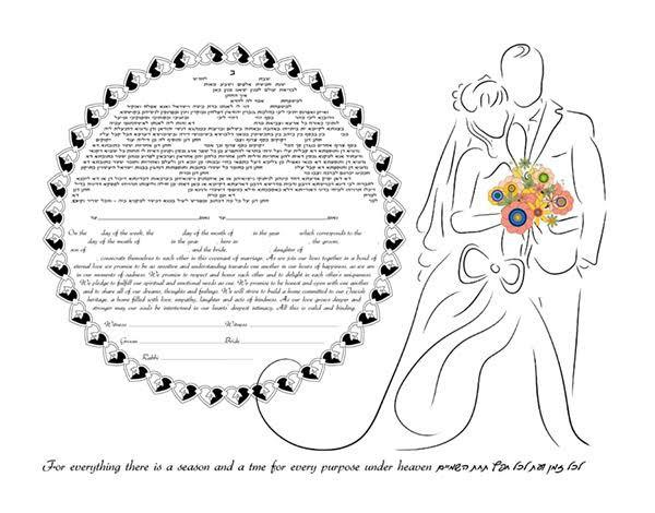 Ketubah - The One