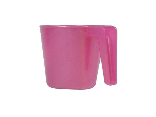 Kids Plastic Wash Cup Gray