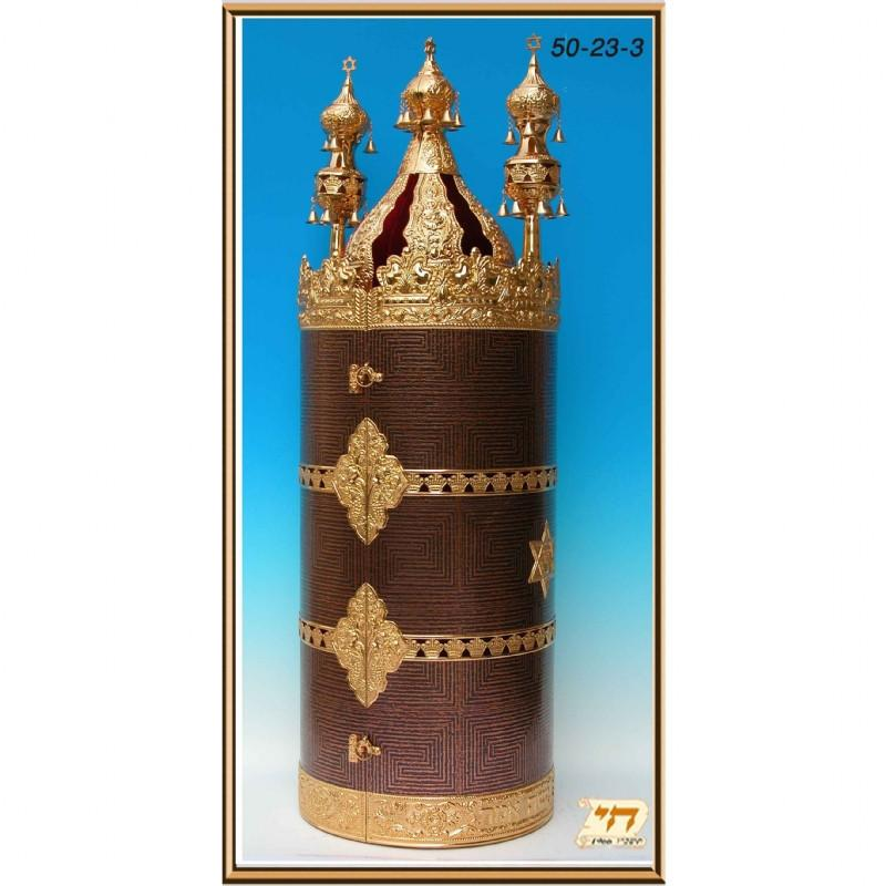 Marble Torah Case Finishes
