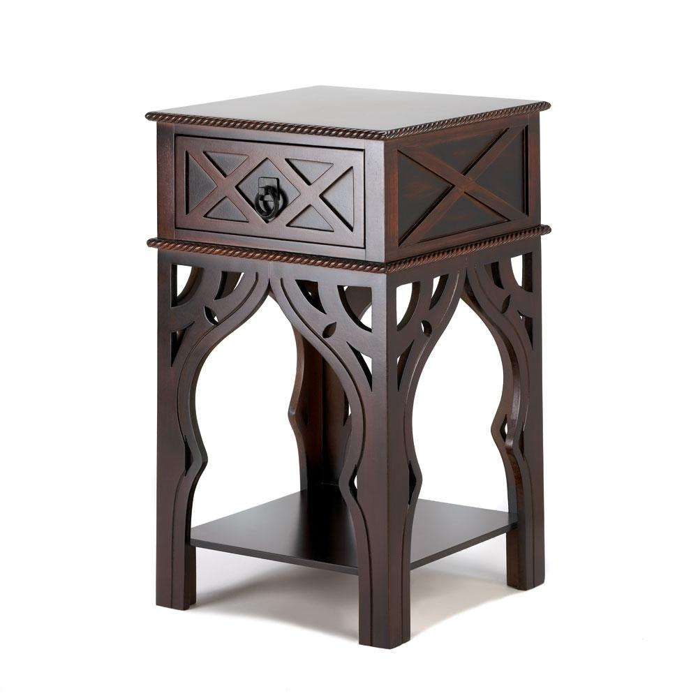 Moroccan Side Table Home Decor