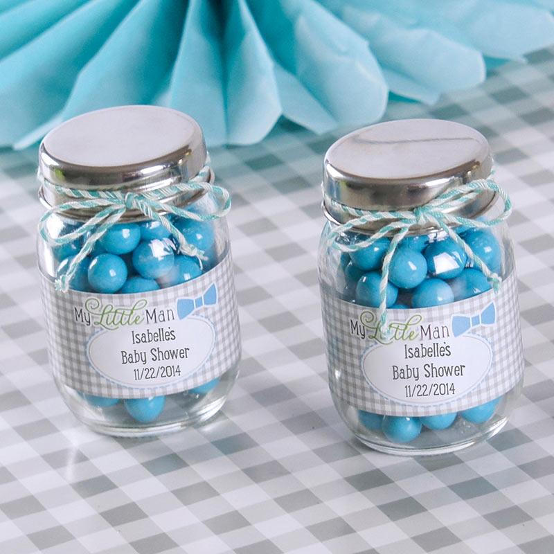 """My Little Man"" Candy Bags - Assorted (Set of 24) (Available Personalized) ""My Little Man"" Candy Bags - Assorted (Set of 24) (Available Personalized)"