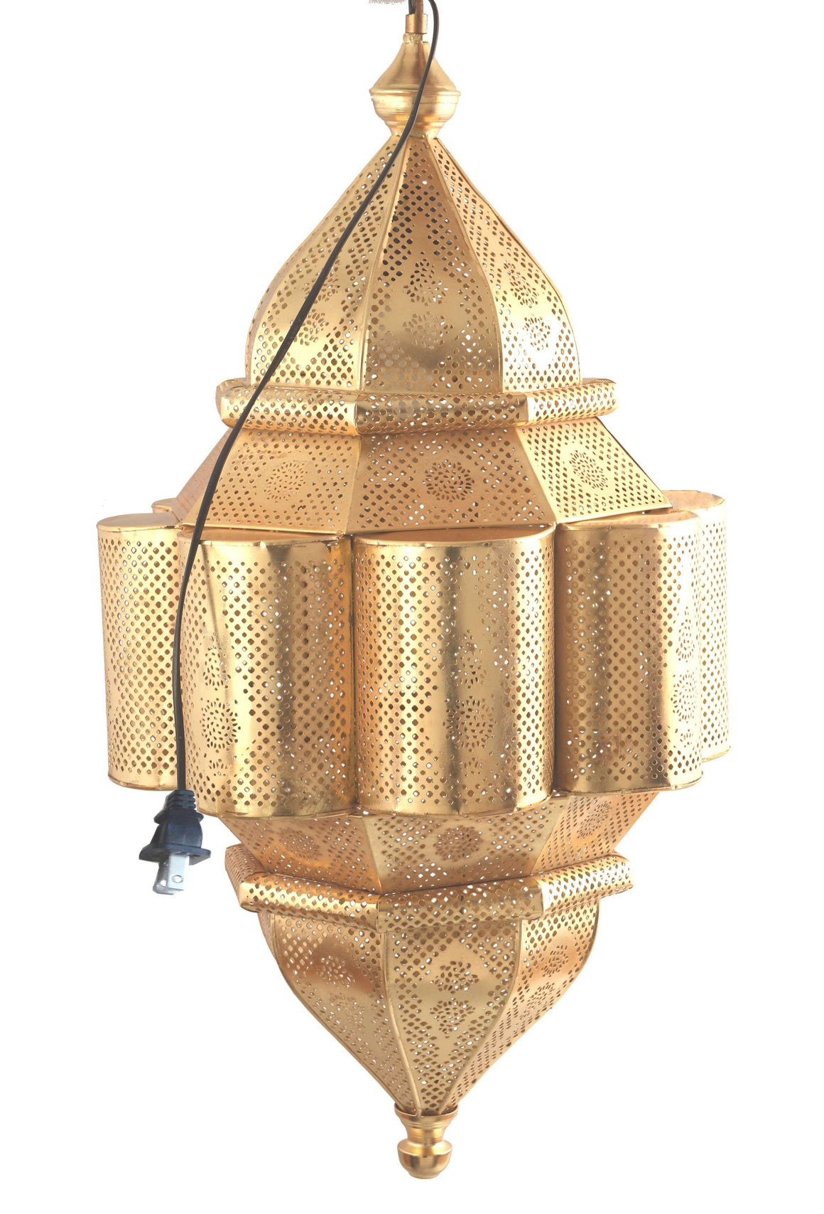 Ner Tamid Moroccan Middle Eastern Lantern Synagogue
