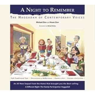Night To Remember Haggadah
