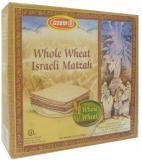 Osem Passover Whole Wheat Israeli Matzah 16 oz