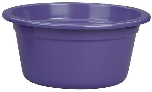 Plastic Wash Bowl. Available In Different Colors.