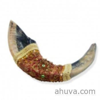 Ram Horn With Sleeve
