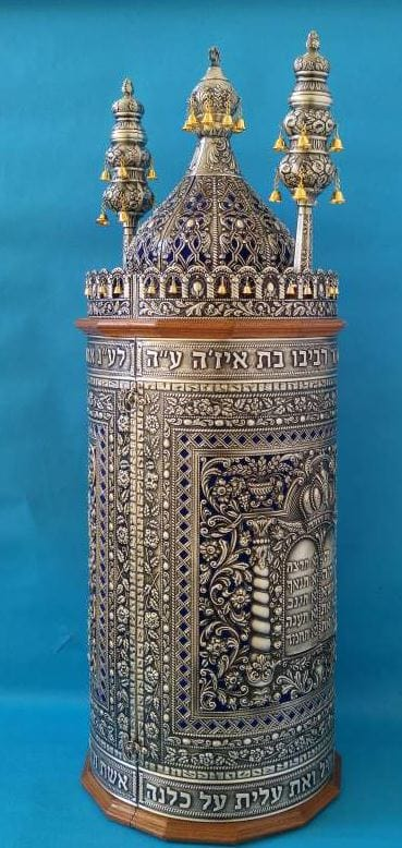 Sefardic Sefer Torah Case- Jacobs Dream