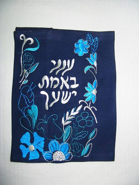 Siddur Prayer Book Covers for School Classes Multicolor