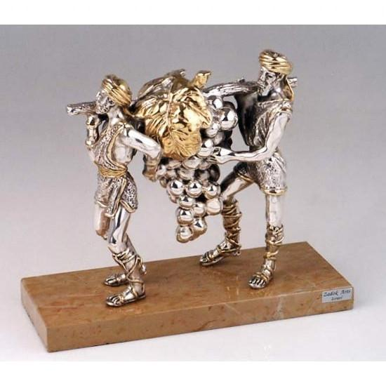 Silver Figurine Of The Spies Meraglim