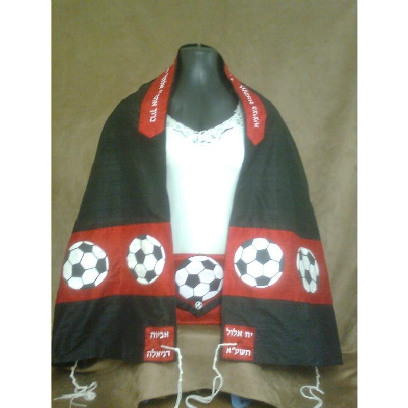 Sport Tallit - All Sports Soccer, Football, Baseball, Volleyball