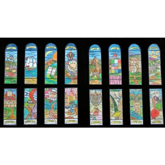 Stained Glass Window Custom Design
