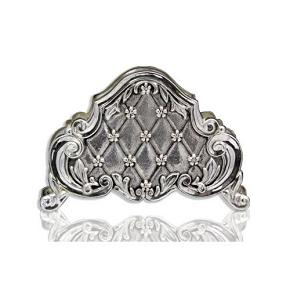 Sterling Silver XP Napkin Holder