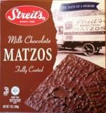 Streit's Milk Chocolate Matzos Fully Coated 7 oz
