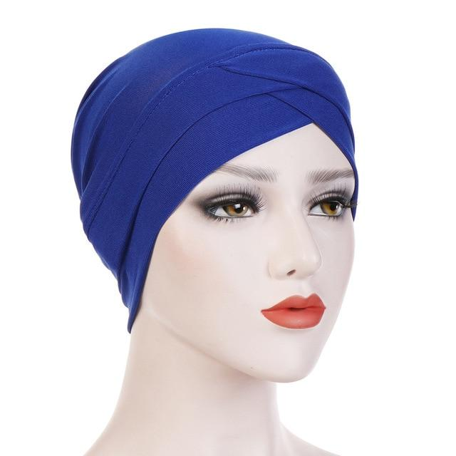 Stretchy Women Tichel Scarf Cotton Jewish Modest Woman Head Wrap apparel