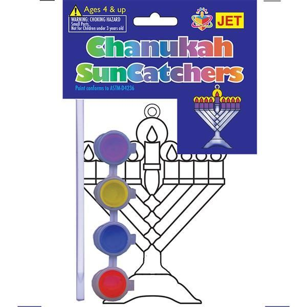 Suncatchers - Menorah