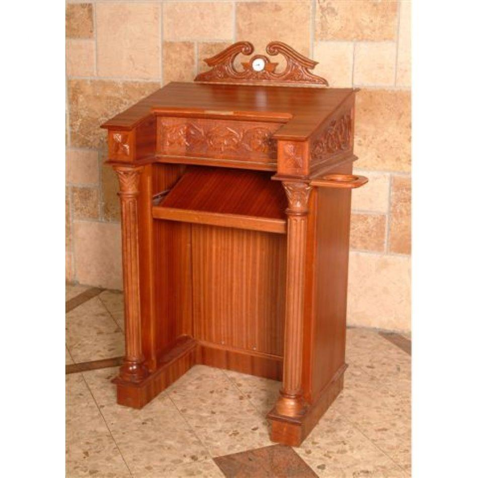 Synagogue Amud Temple Podium Deluxe Model