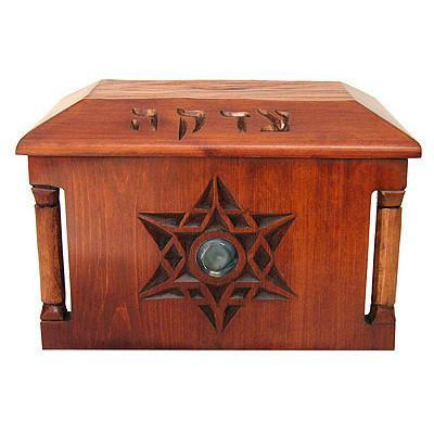 Synagogue Tzedakah Box