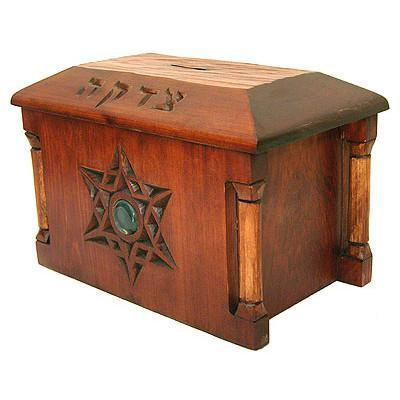 Synagogue Tzedakah Boxes