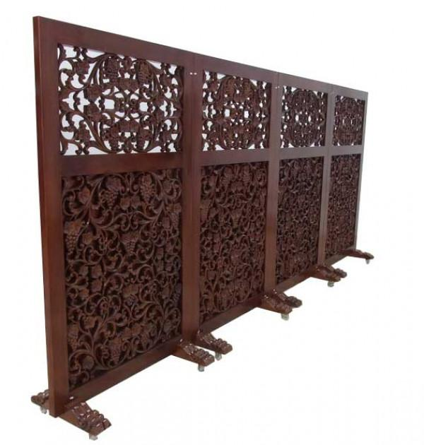 Synagogue Women's Dividers
