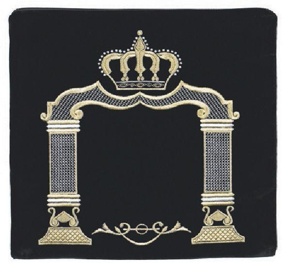 Tallit Bag Crown & Arch
