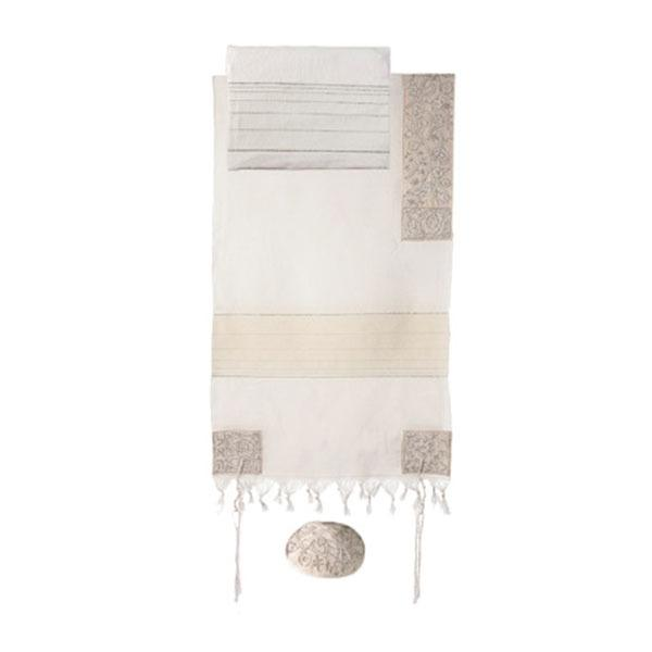 "Tallit - Hand Embroidered - 50"" - Matriarchs -"