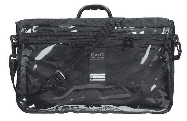 Tefillin Tote. Chabad Style - Clear Front