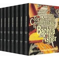 "Torah Commentary By R"" Bachya"