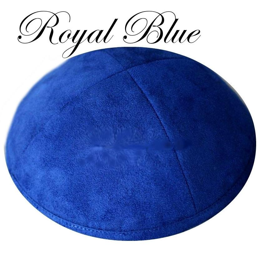 Ultra Suede Kippahs Bar Mitzvah & Wedding Kippot