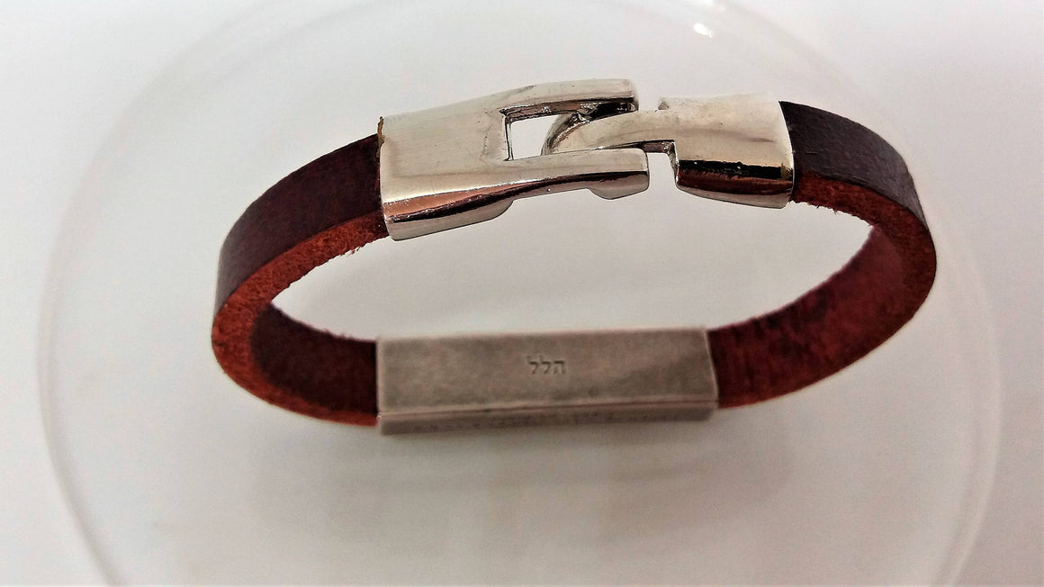 Unisex Leather Bracelet, Bracelet For Men,