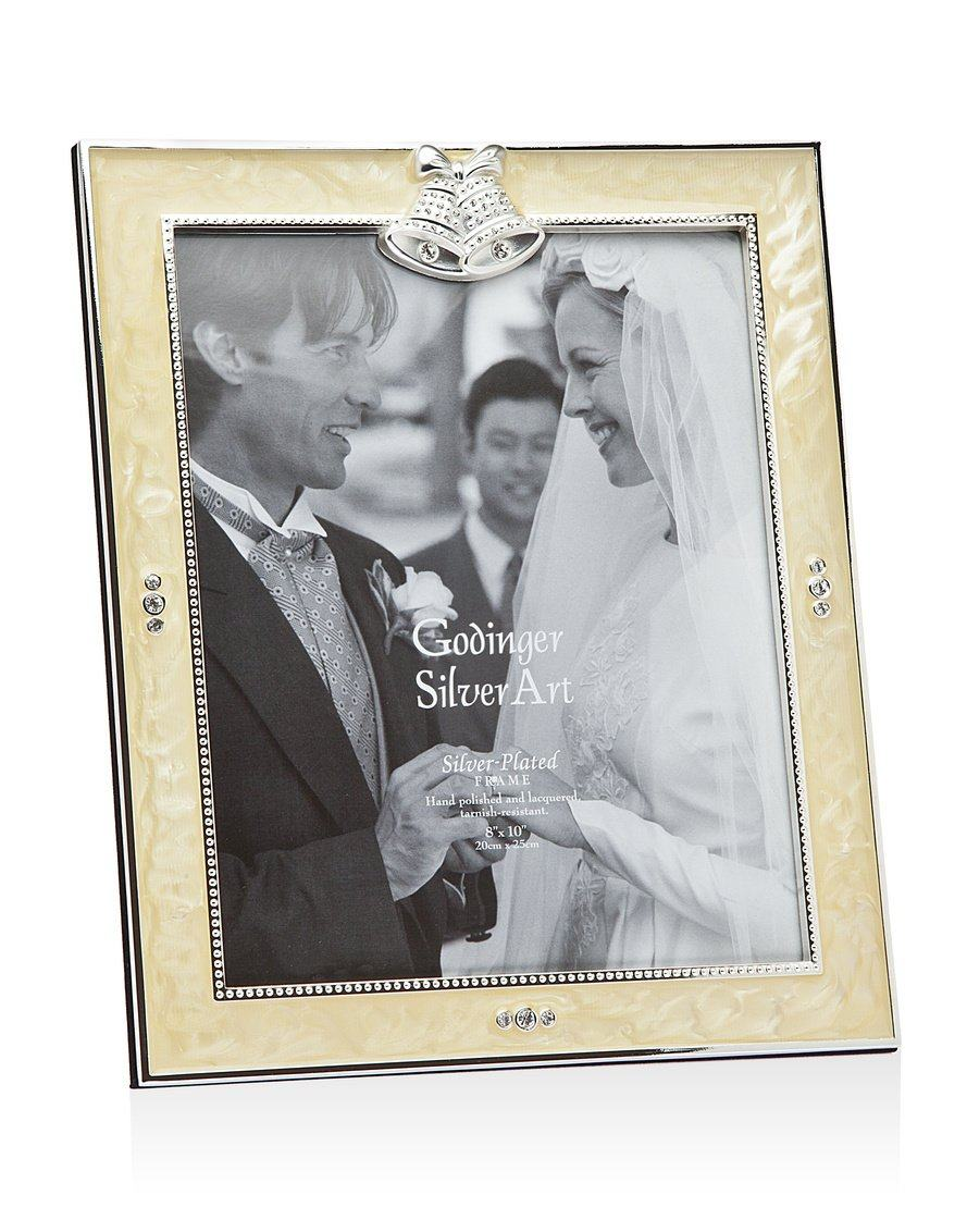 Wedding Frame White Epoxy 8x10 WEDDING FRAME WHITE EPOXY 8X10