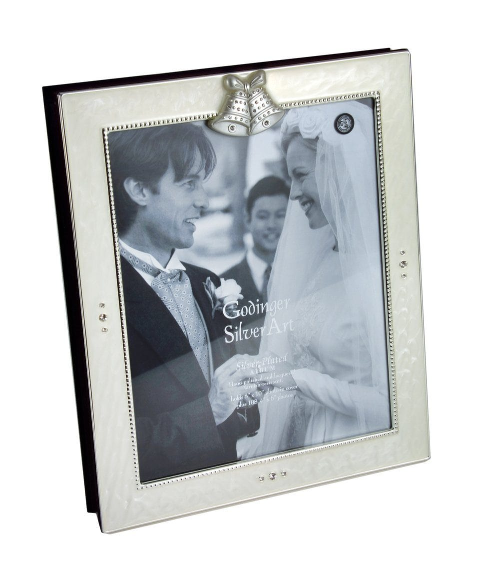 White Epoxy Wedding Album W/st WHITE EPOXY WEDDING ALBUM W/ST