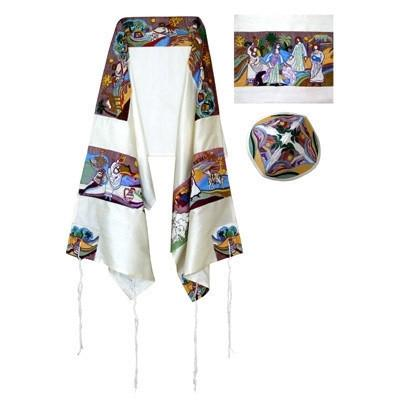 Woman'S Minyan Prayer Shawl
